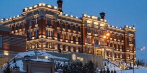 Отель Kazan Palace