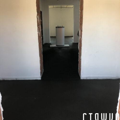 Стяжка пола в доме
